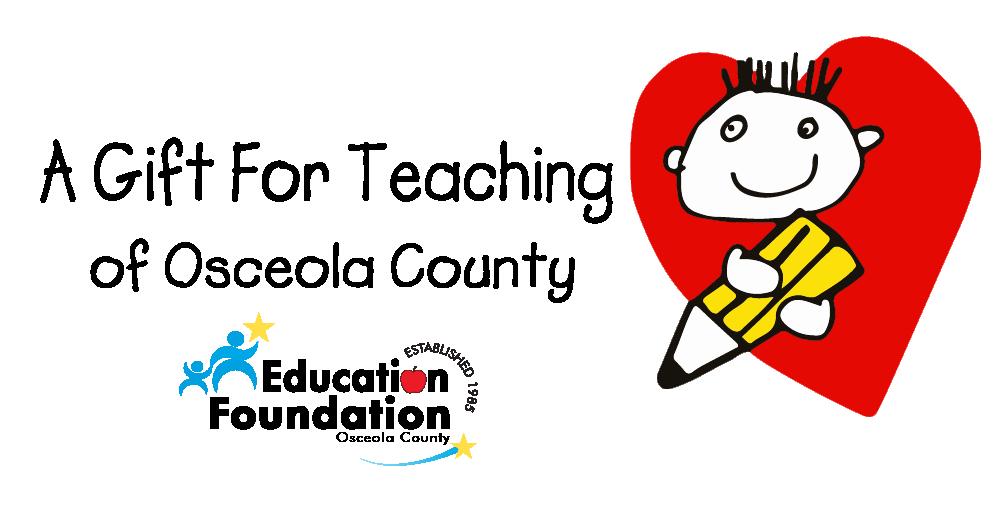 A Gift For Teaching Program Logo