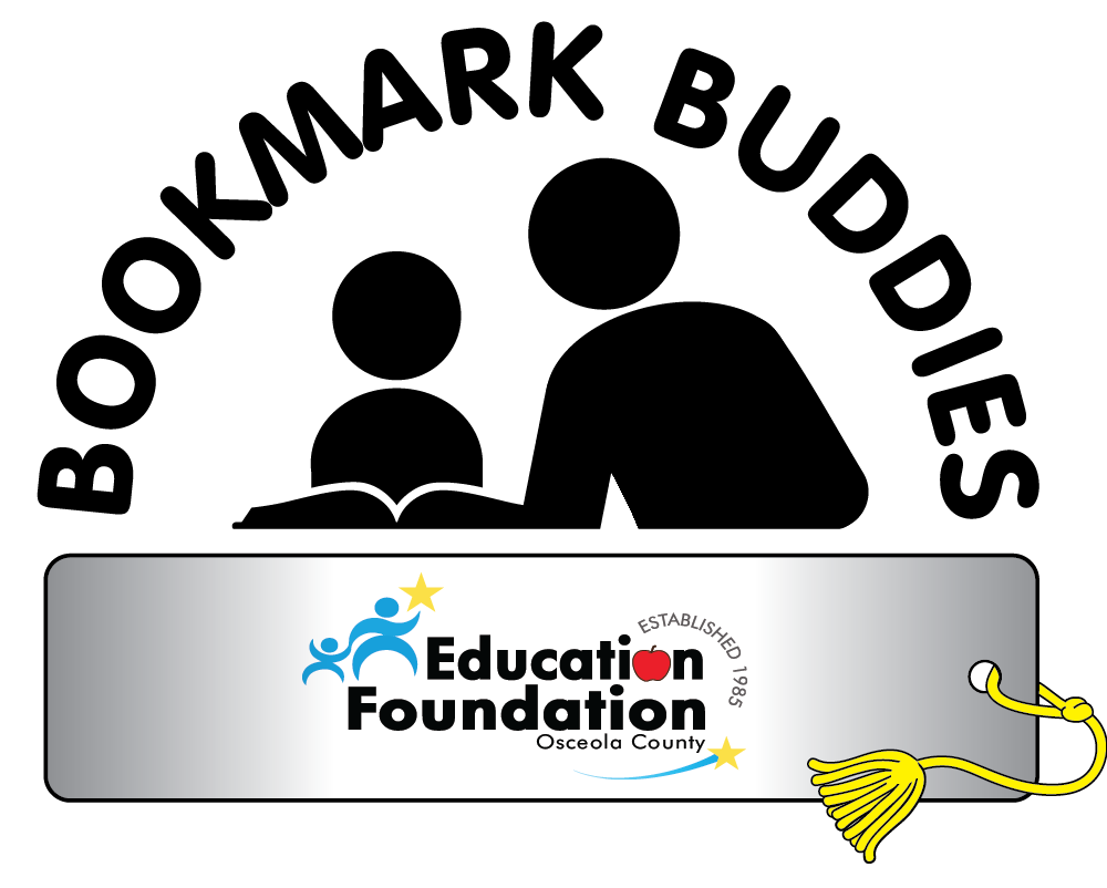 Bookmark Buddies Program Logo