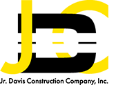 Jr. Davis Construction Logo