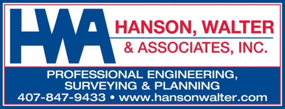 Hanson, Walter Logo