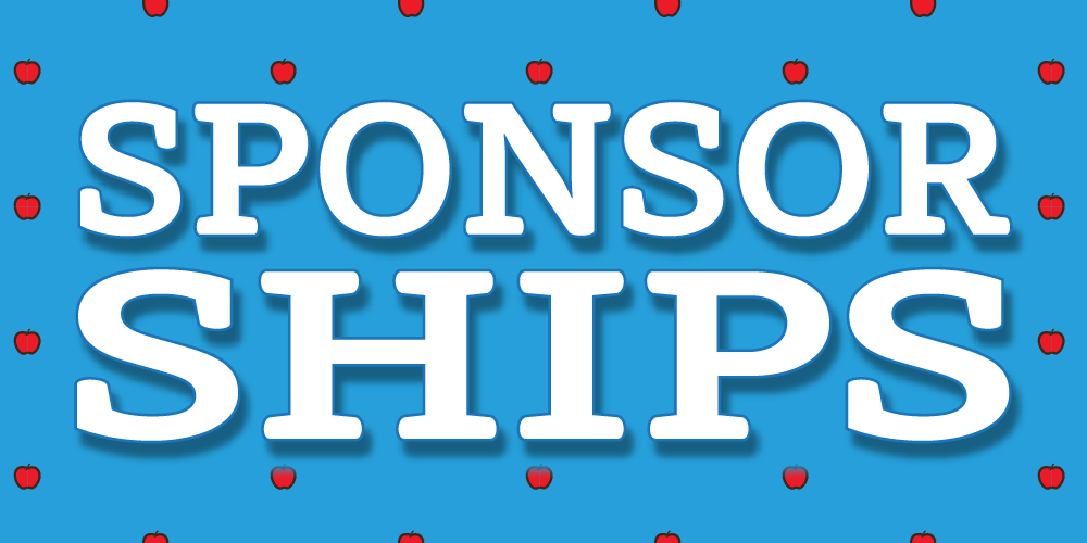 Sponsorship. Provides link to learn ways of becoming a sponsor.