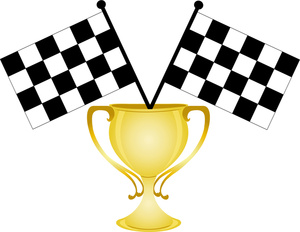 Image of a winning trophy