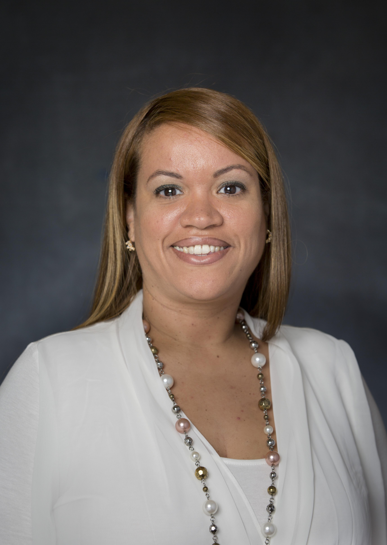 Photo of Aggie Aponte, take stock in children program coordinator