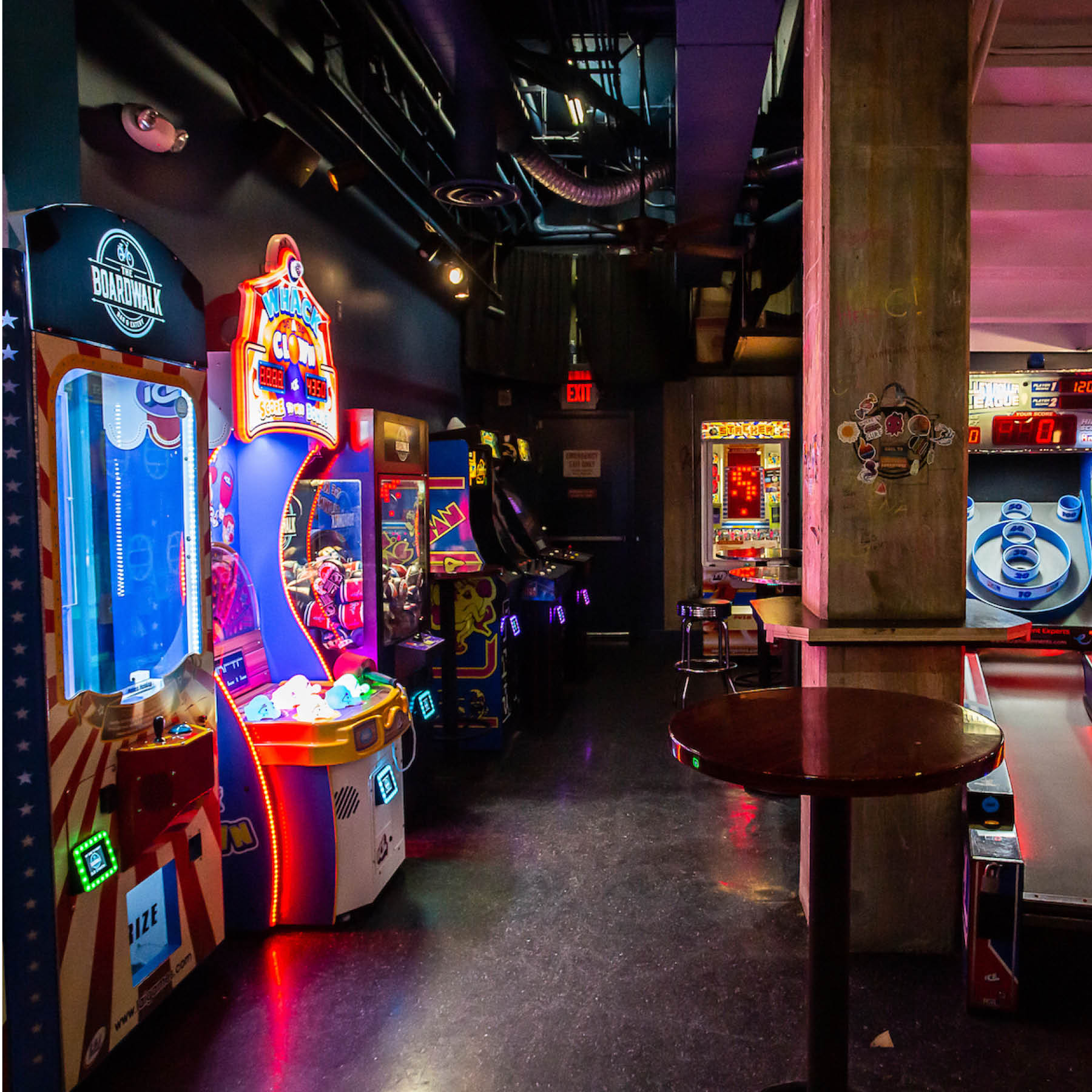 Bar With Games DC
