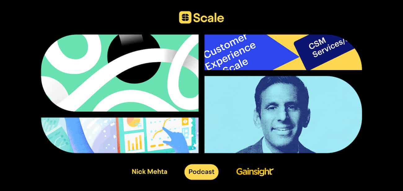 Artwork podcast Scale by Intercom