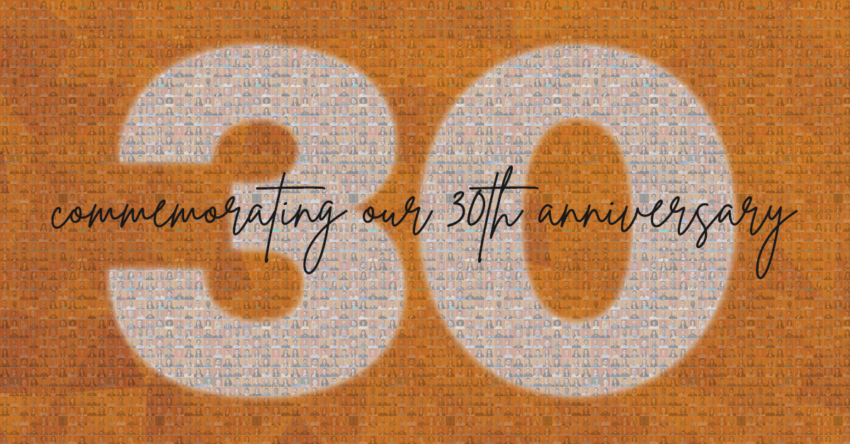 Commemorating HFA's 30th Anniversary