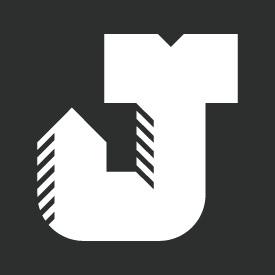 J logo mark