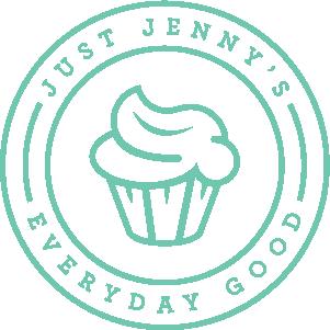 Just Jenny's Patch Logo