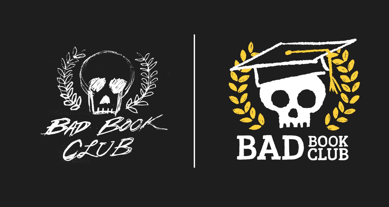 book logo process