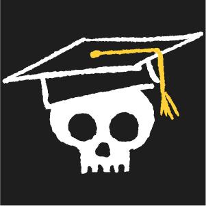 Bad Book Club podcast logo