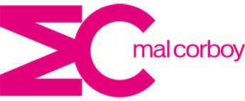 Mal Corboy Logo