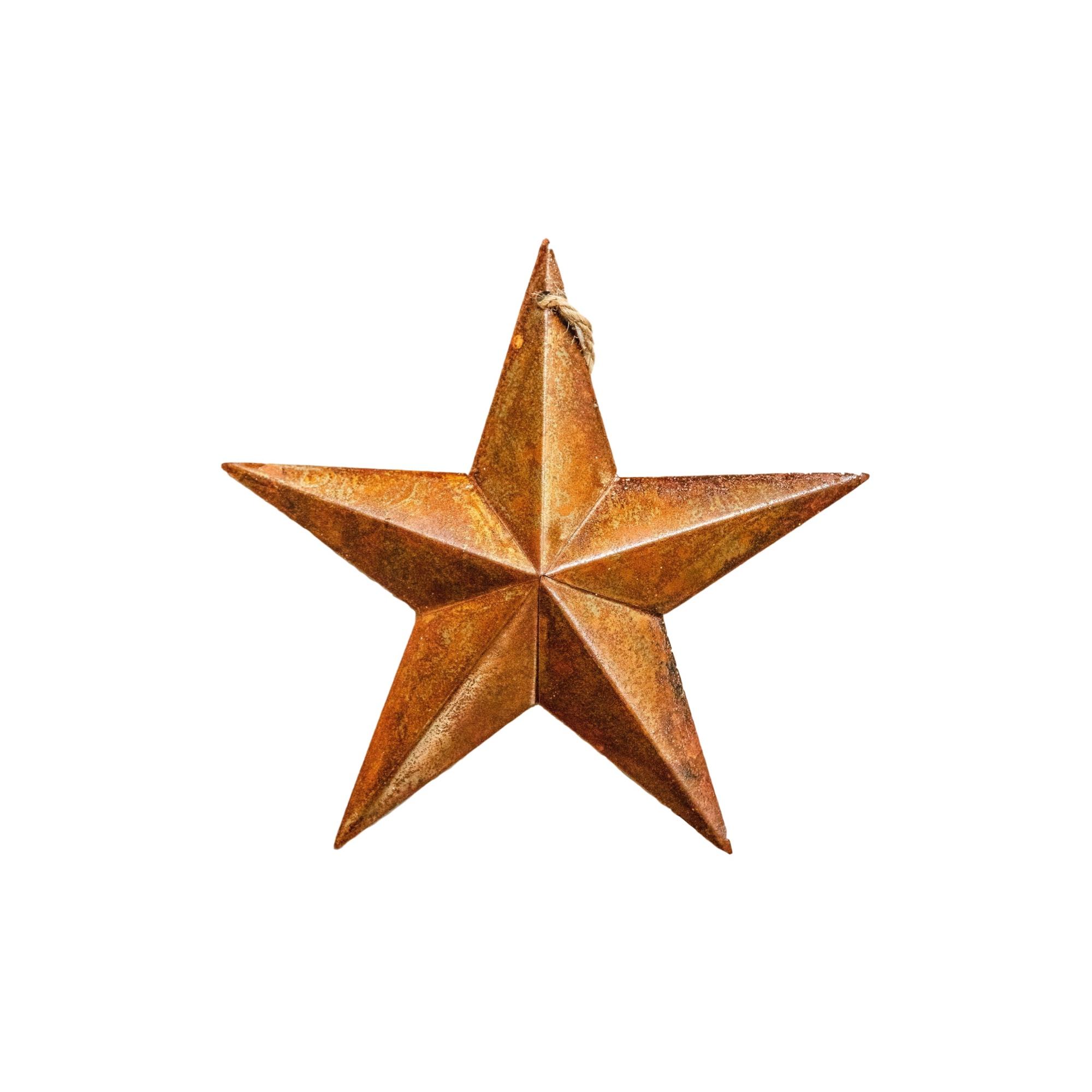 7in Copper Star
