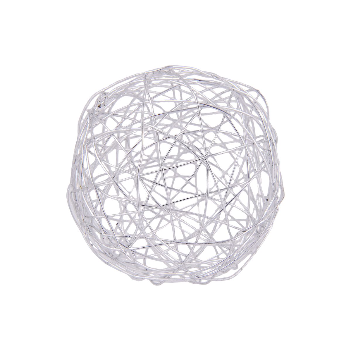 3in Decorative Wire Ball