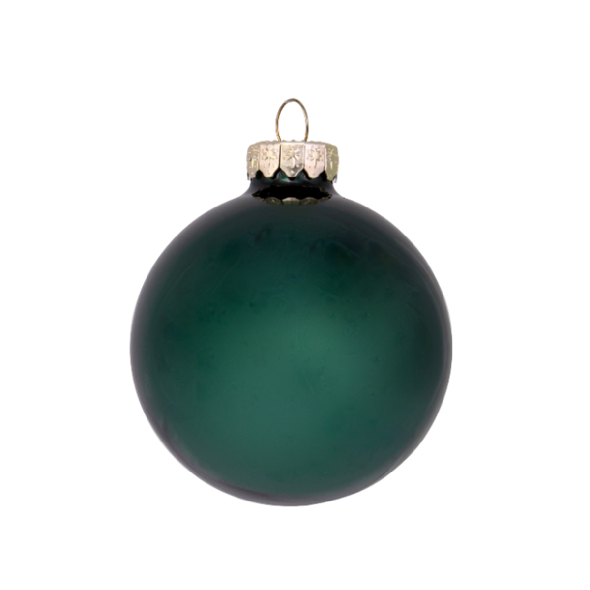 3in Emerald Green Bauble