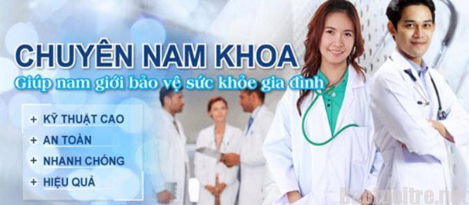 bệnh viện nam khoa