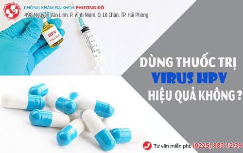 nhiễm virut hpv