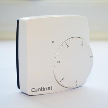 Système de thermostat avec contrôle rotatif HeatMax™