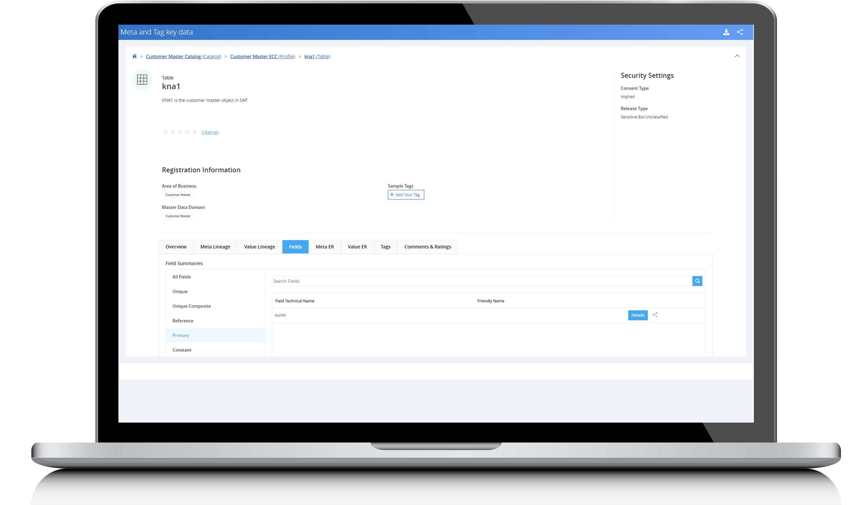 Metadata Management Tools