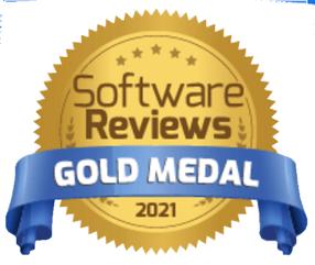 Software Reviews Quadrant for Smart data platform 2021
