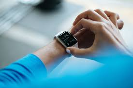 Vonne Laan in Financieel Dagblad about smart watches