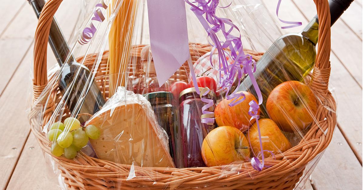 Prechool Teacher Gift Basket