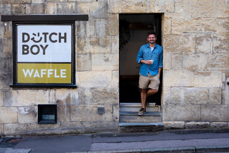Dutch Boy Coffee & Waffle Company