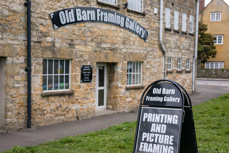 Old Barn Framing Gallery