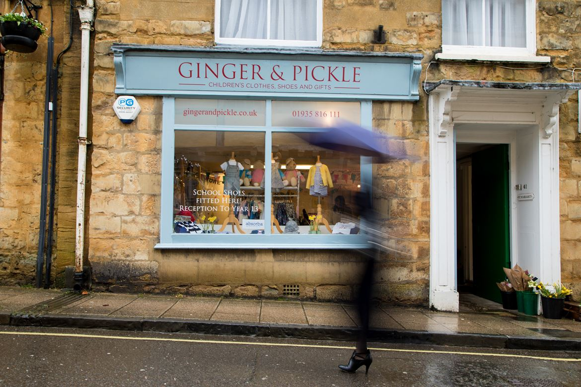 Ginger and Pickle Childrens Boutique
