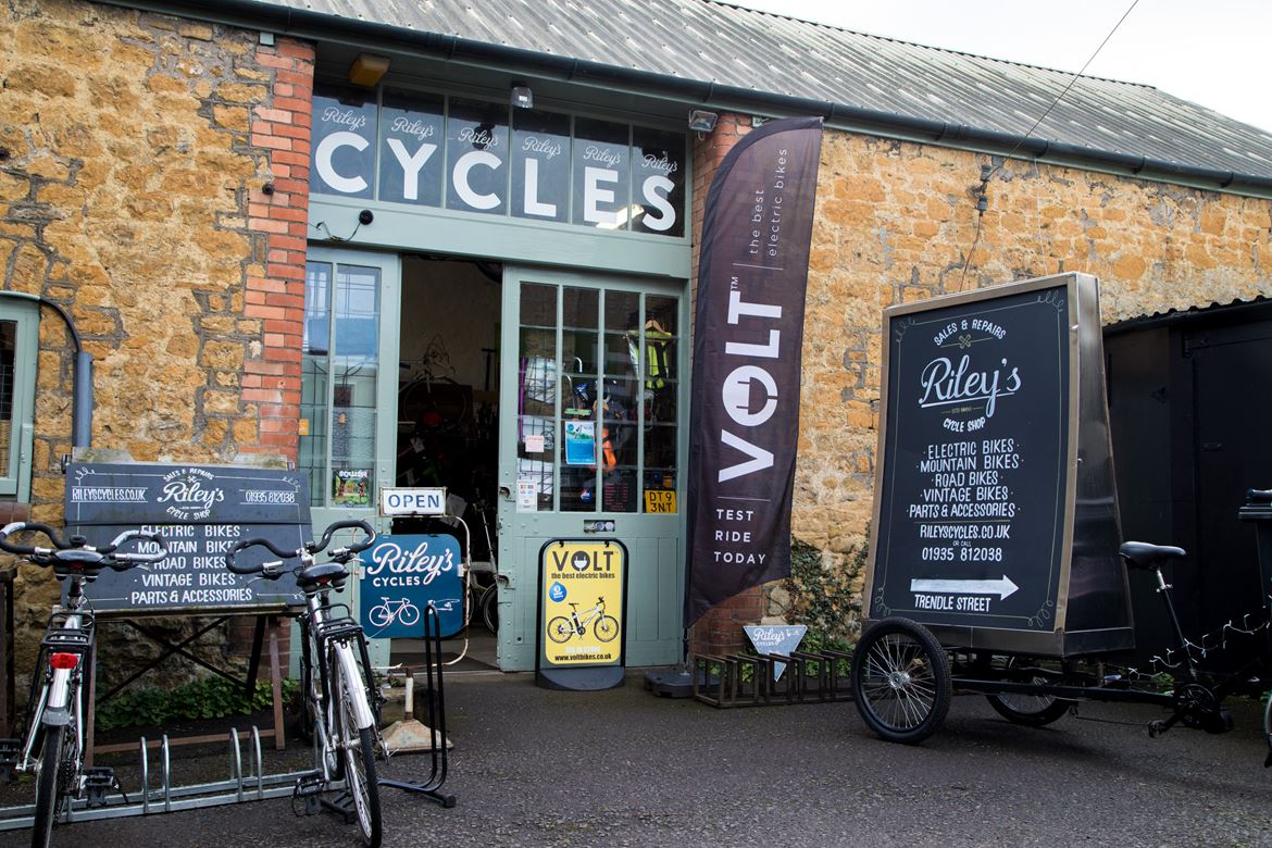 Riley's Cycles