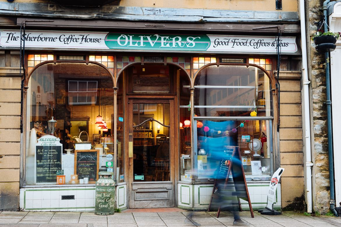 Oliver's Coffee House