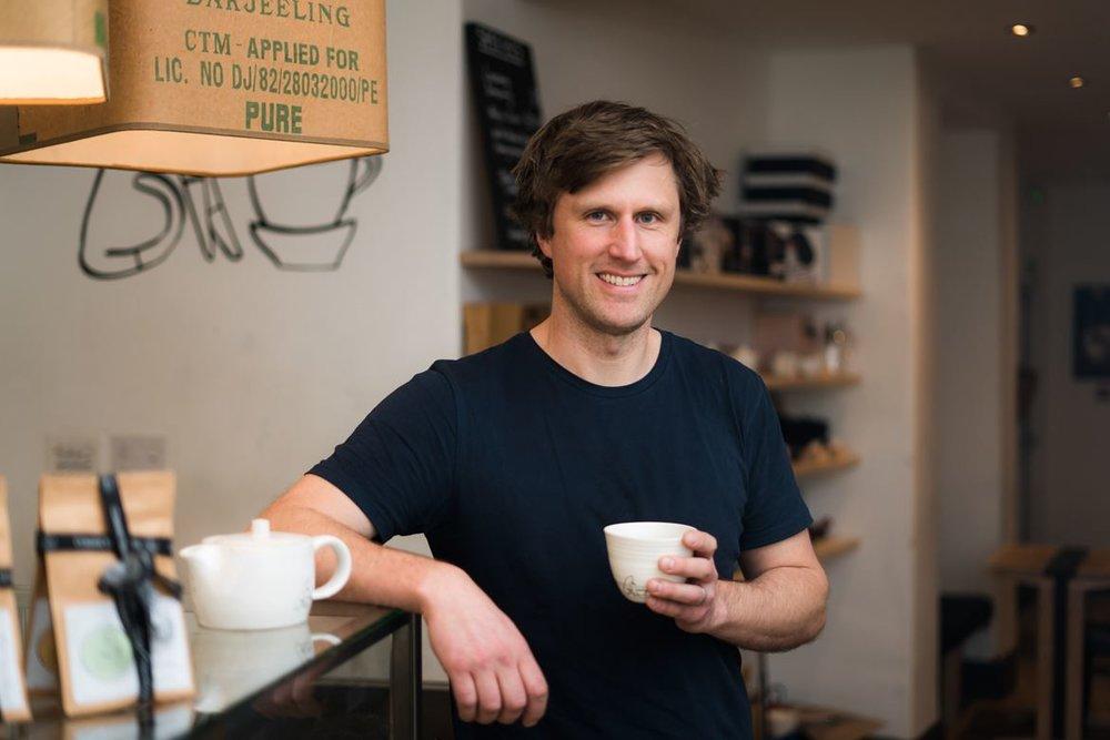 Meet your local independent... Comins Tea