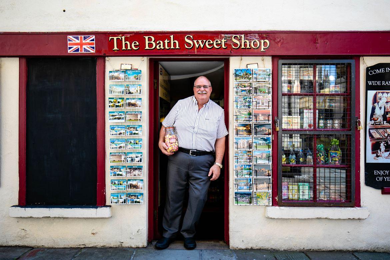 The Bath Sweet Shop