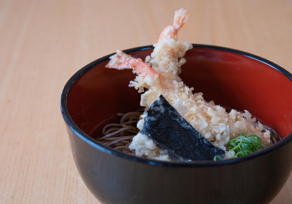 Tempura Soba Noodles