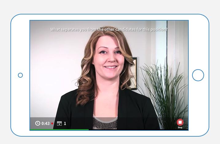 Spark Hire video conferencing
