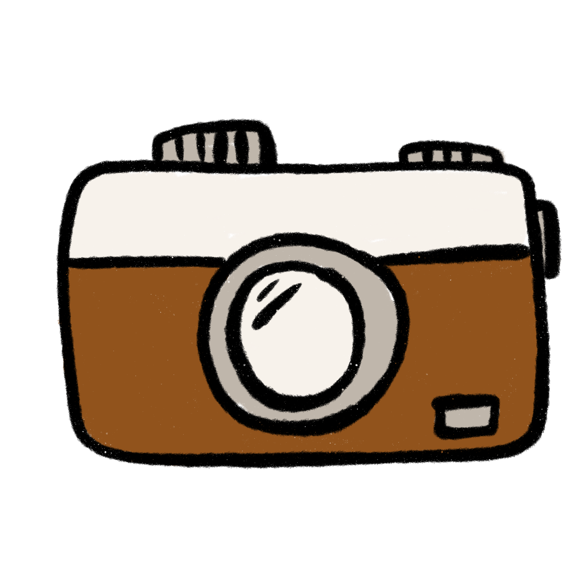 Picture of a camera drawing