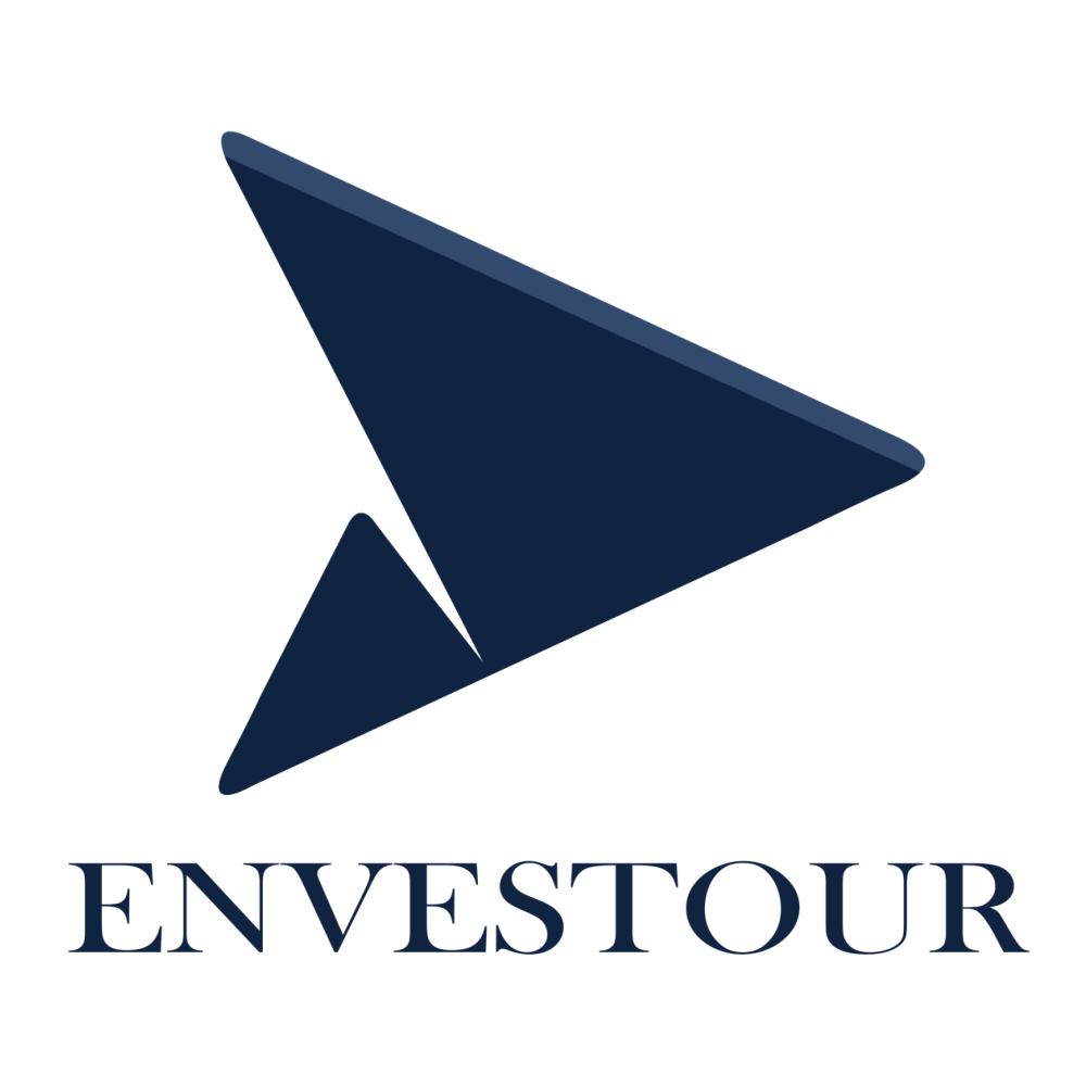 Envestour logo in colour