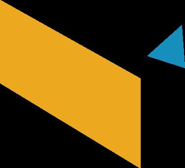 Parallelogram Design Accent