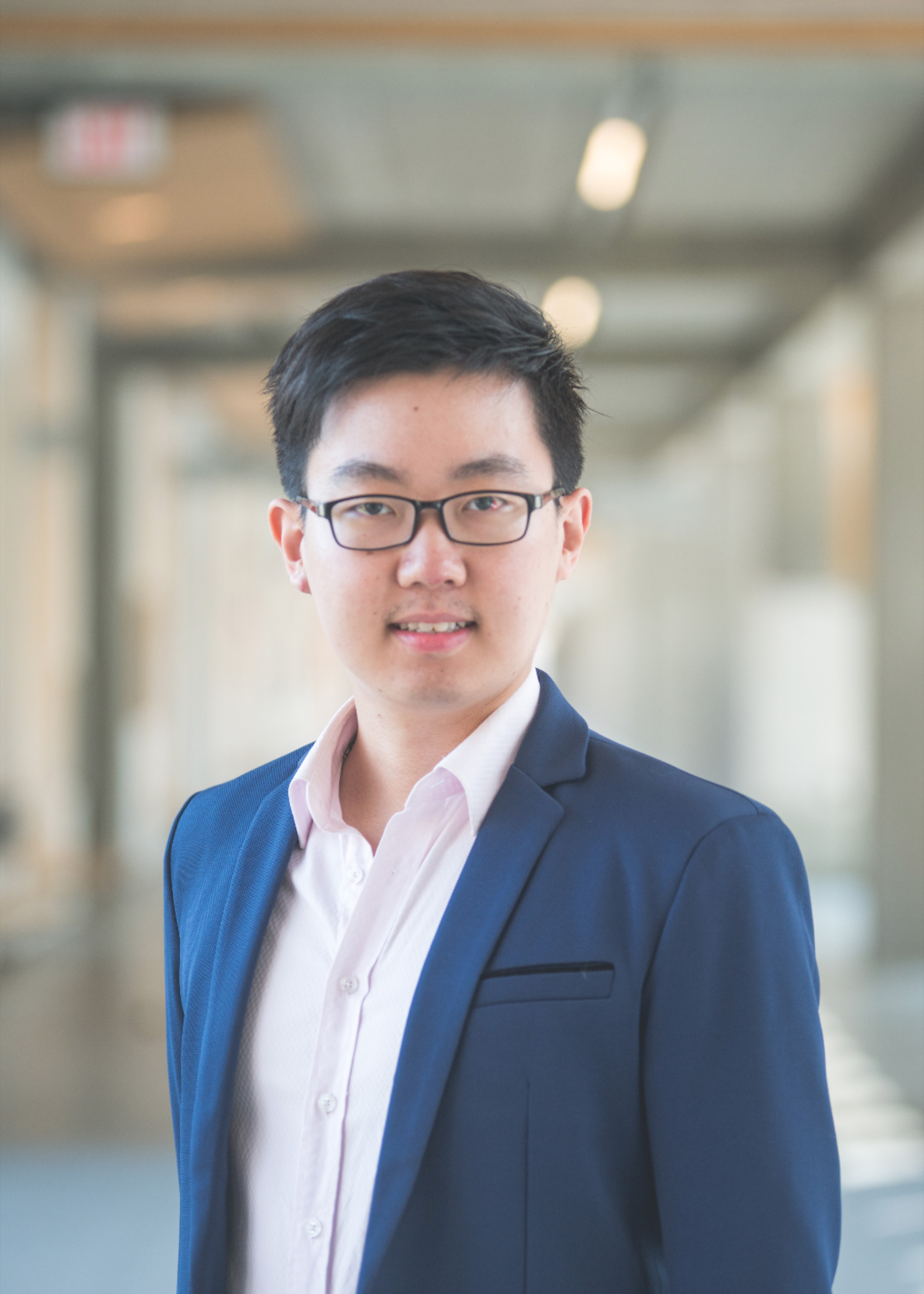 Headshot of Frank Huo, En Capital Holdings Director, Vancouver, BC