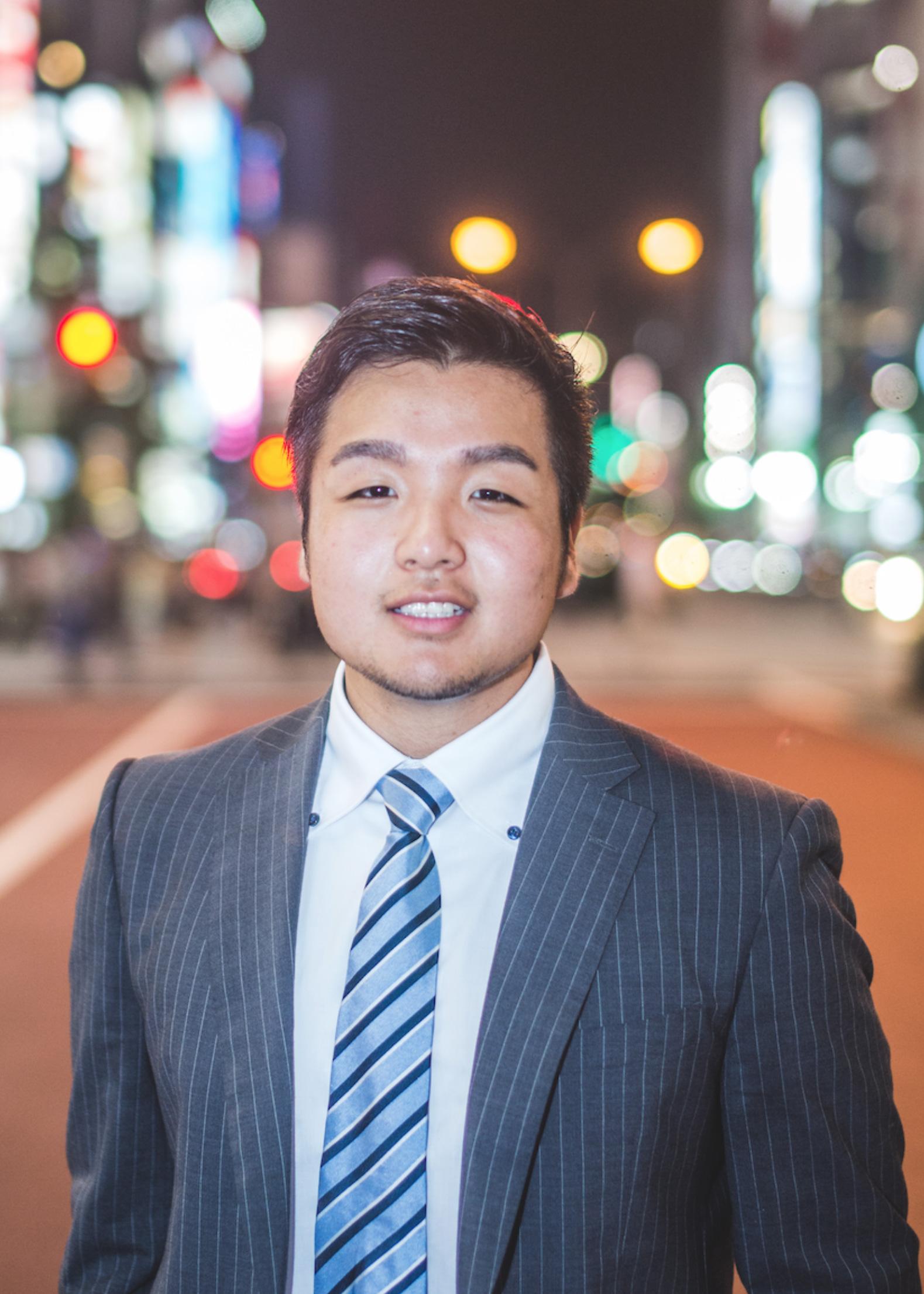 Headshot of Robert Fujita, En Capital Holdings Director, Vancouver, BC