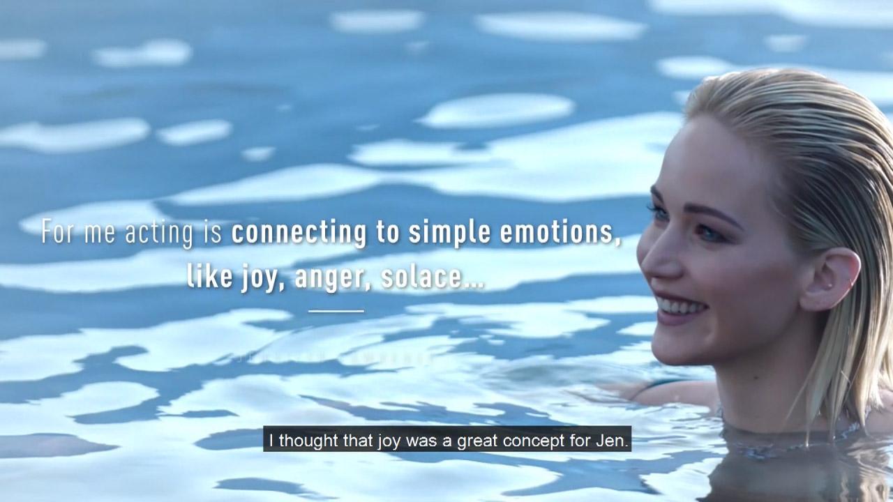 Dior Joy Maker, création d'une vidéo en Motion design pour la marque de luxe Dior.