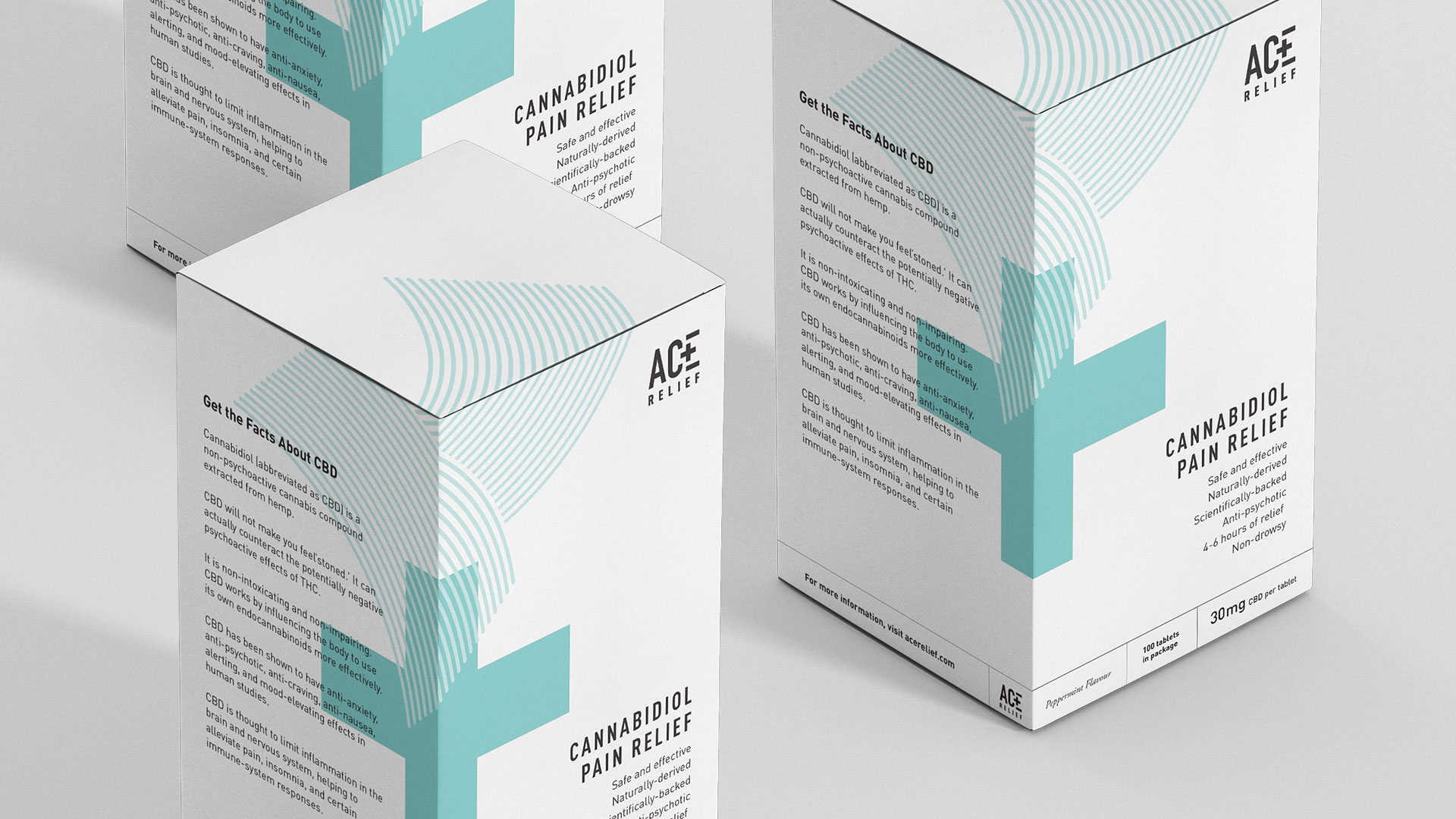 ace relief packaging