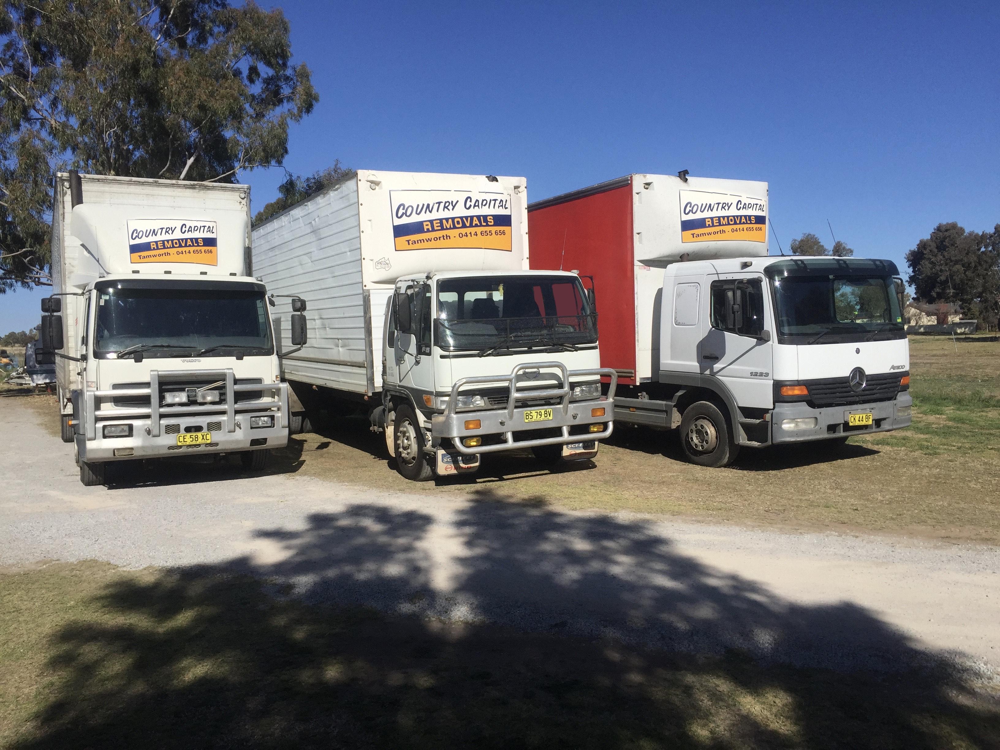 mobile landing trucks