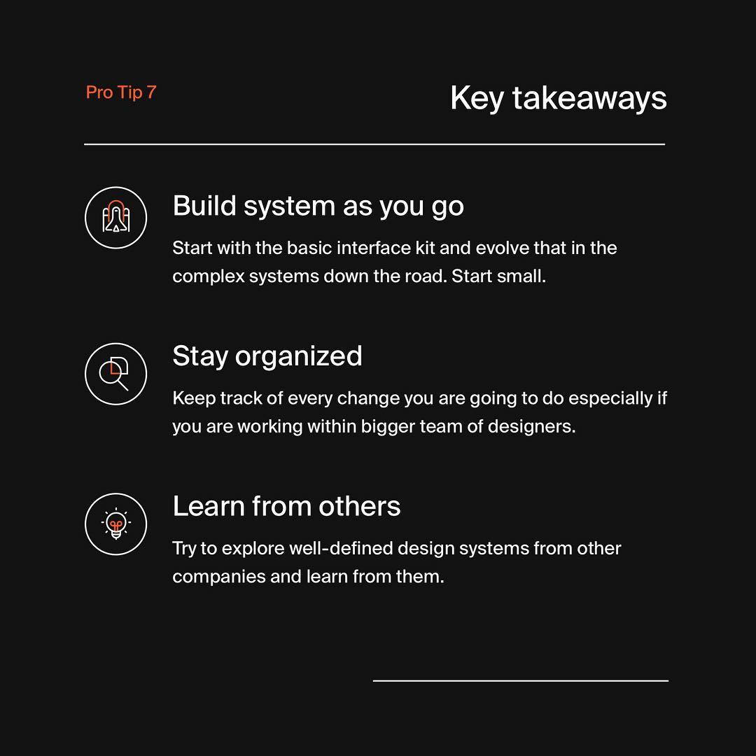 7 Tips How To Build A Design System By Lubos Volkov Booklets Io
