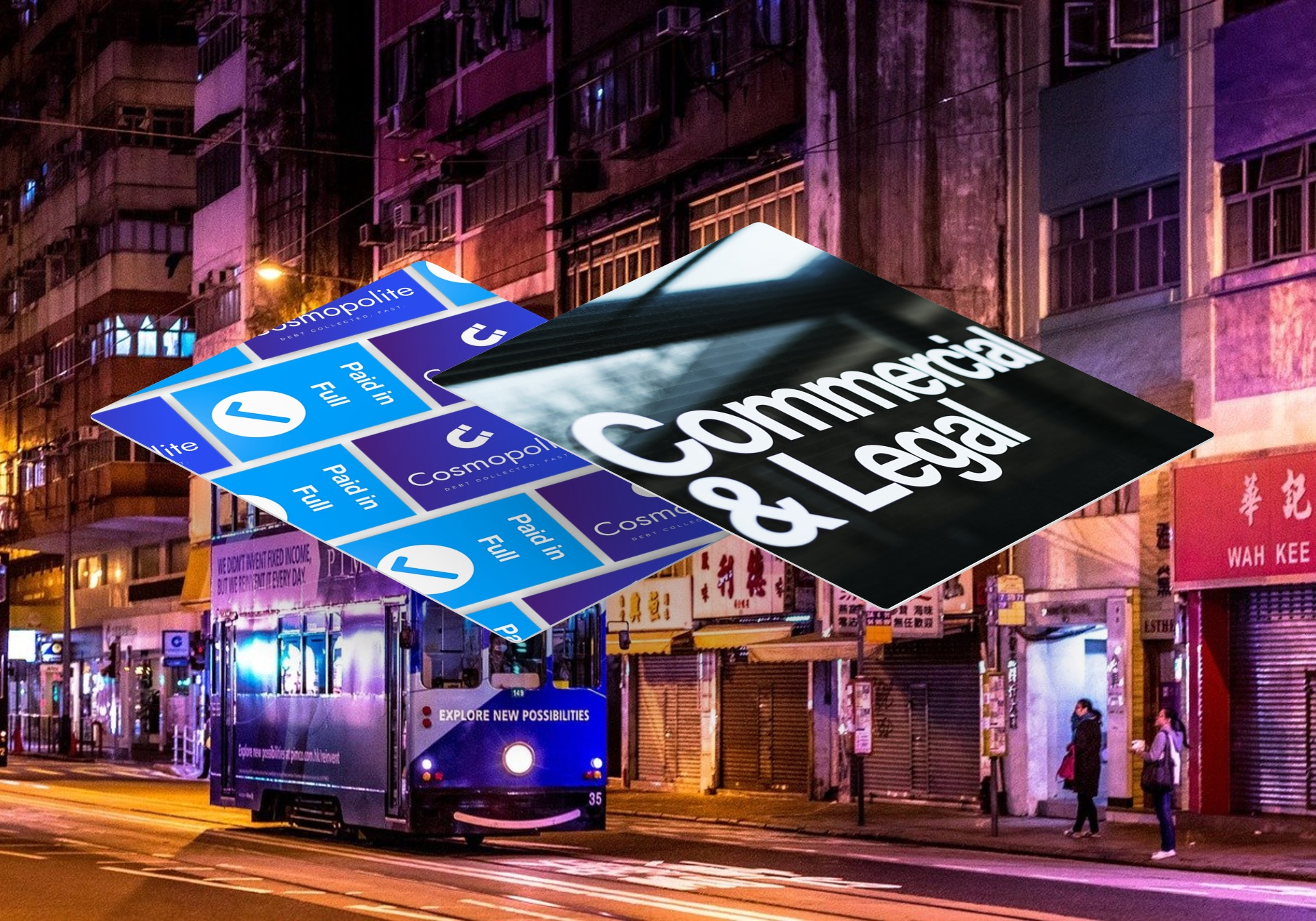 debt collection agency hong kong