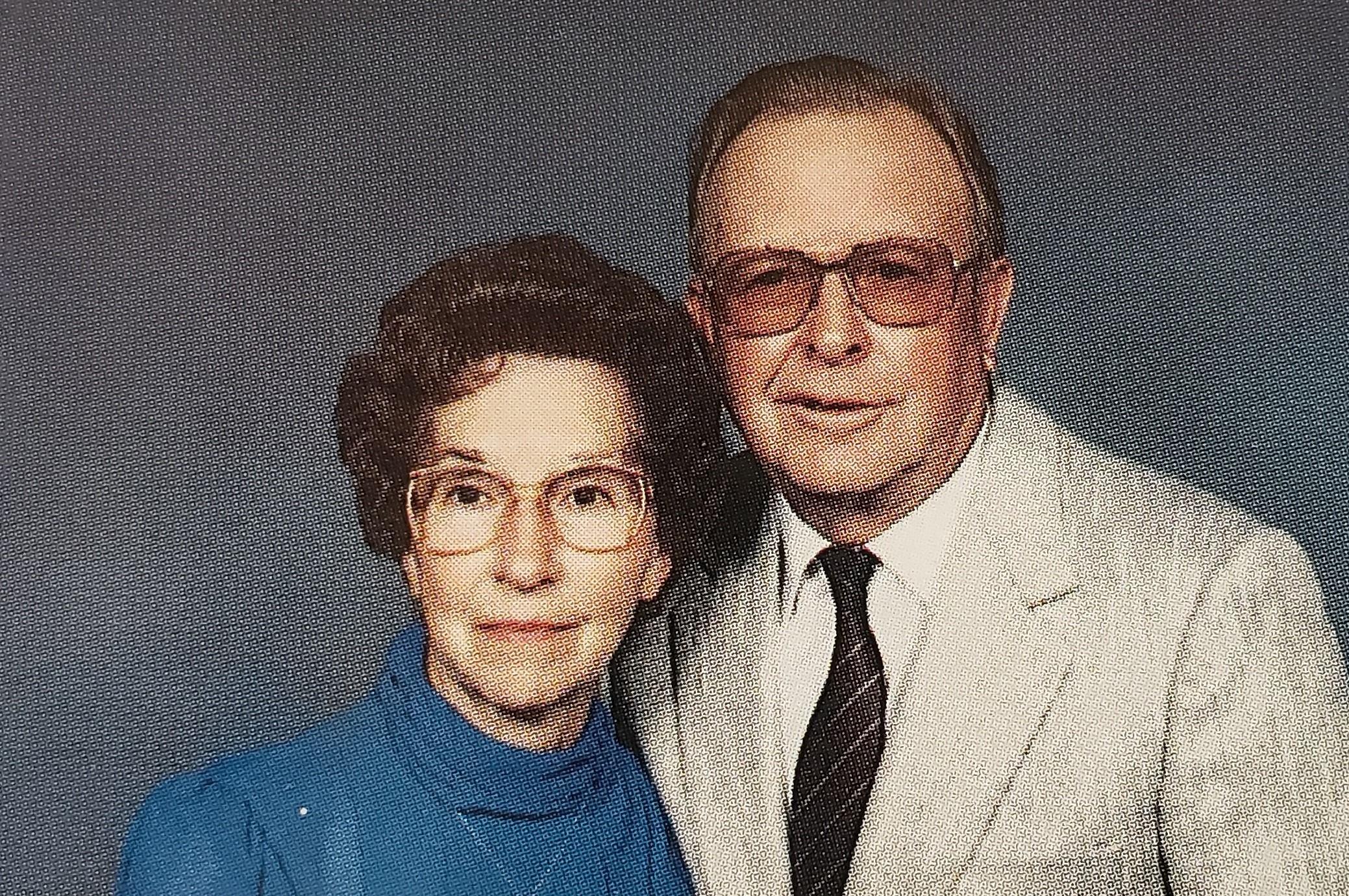 Ernest & Hannah Carlson