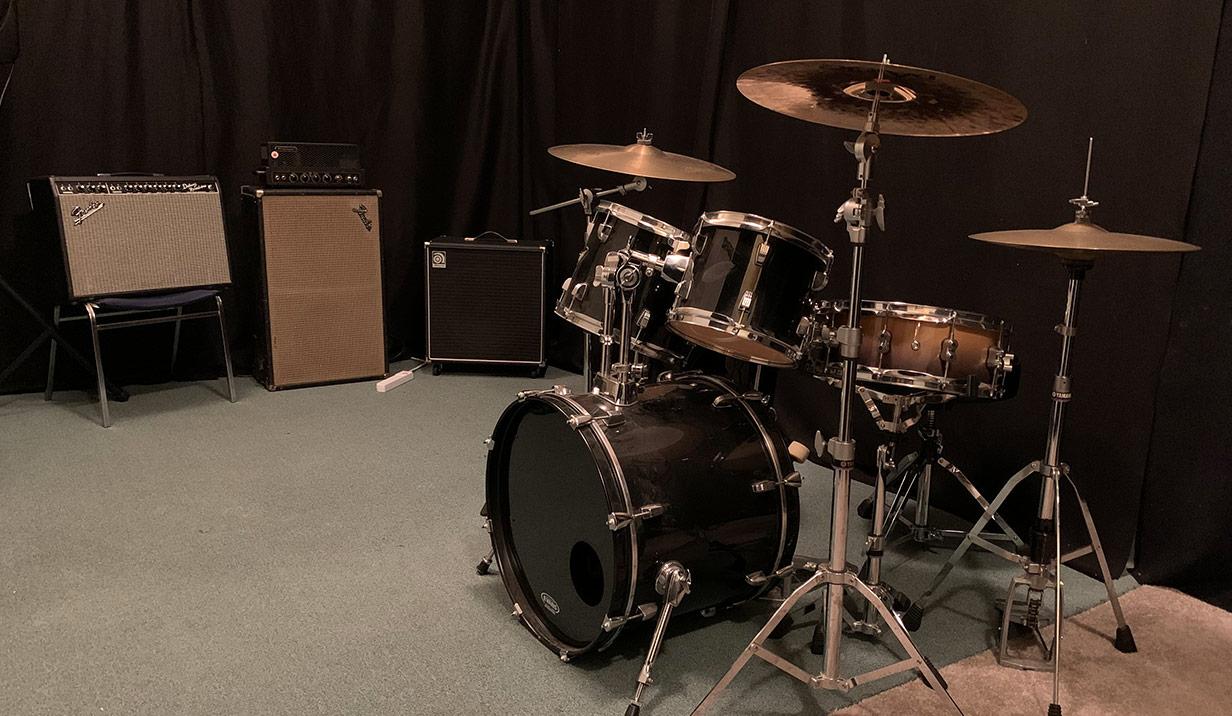 5 piece practice room