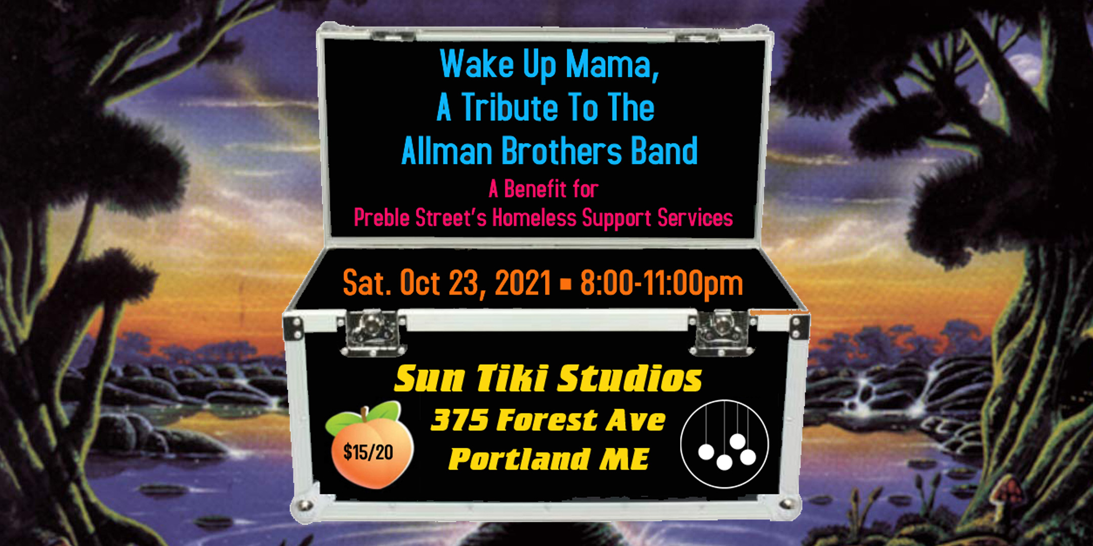Wake Up Mama: A Tribute to the Allman Brothers Band