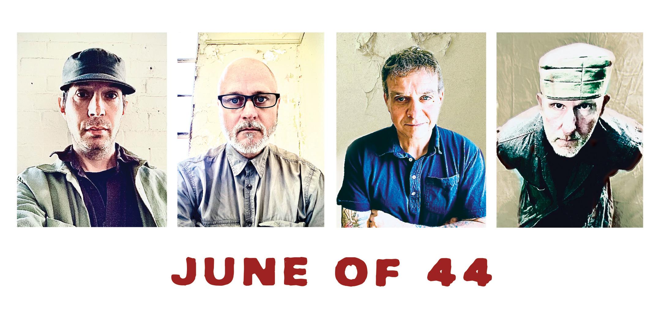 June of 44