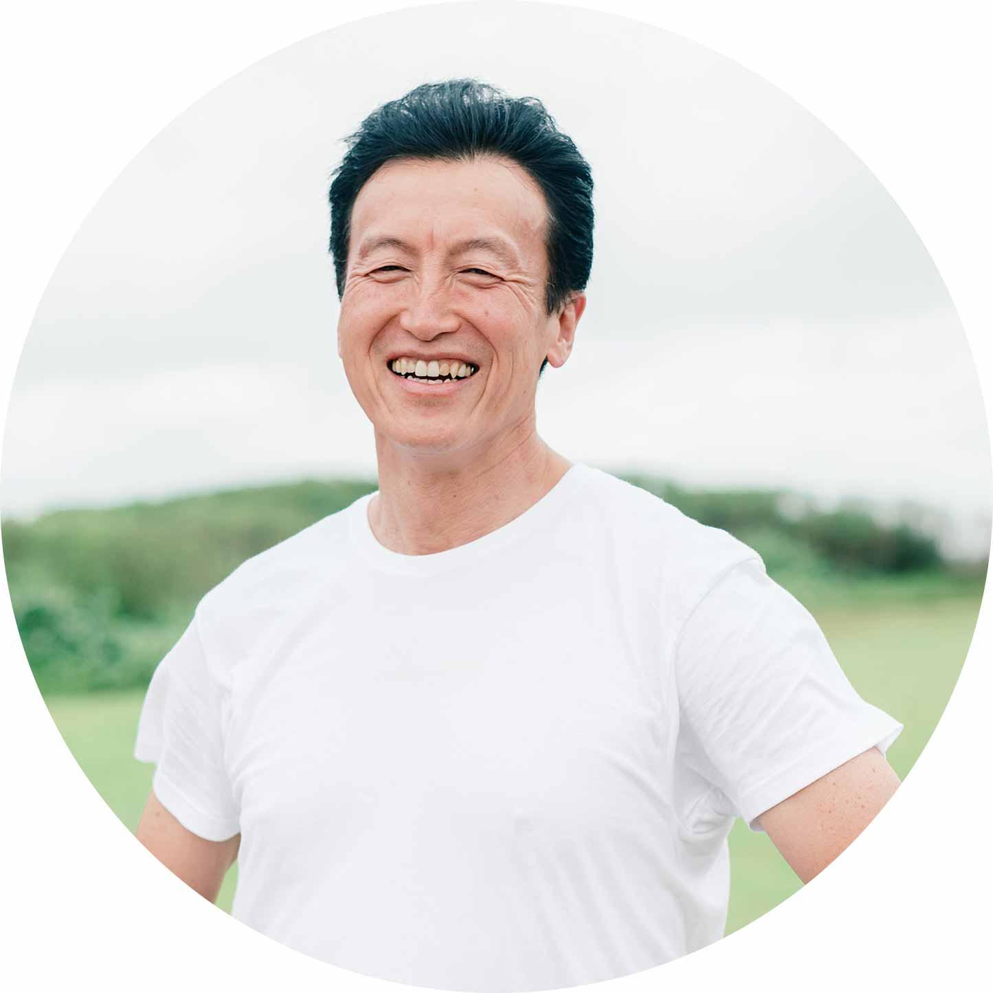 COO中村耕治のプロフィール写真