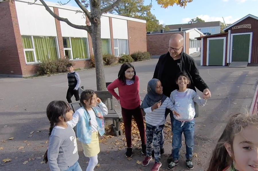 Thoren Framtid i Kalmar – skolan som talar över 30 språk